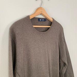 J. Crew Men's Cotton Crewneck Sweater